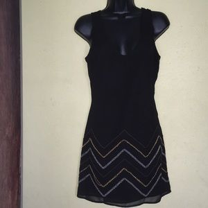 Bebe Black Dress size XS. Good condition.
